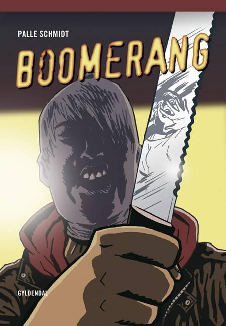 Boomerang af Palle Schmidt