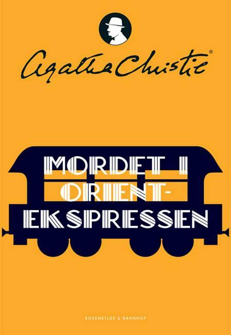 Mordet i Orientekspressen af Agatha Christie