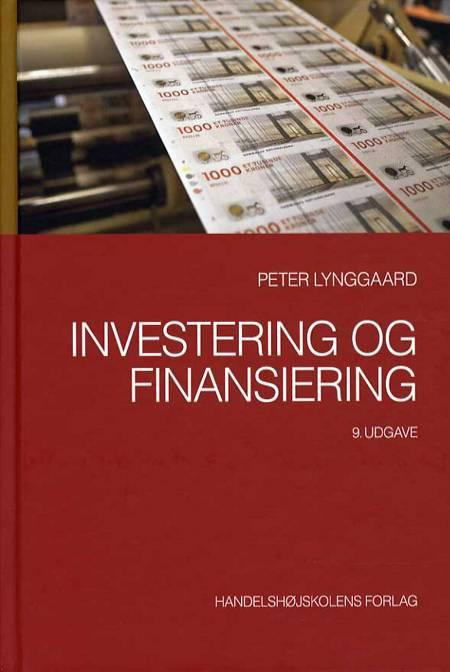 Investering og finansiering af Peter Lynggaard