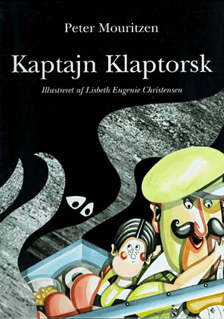 Kaptajn Klaptorsk af Peter Mouritzen