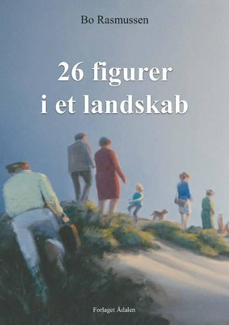 26 figurer i et landskab af Bo Rasmussen