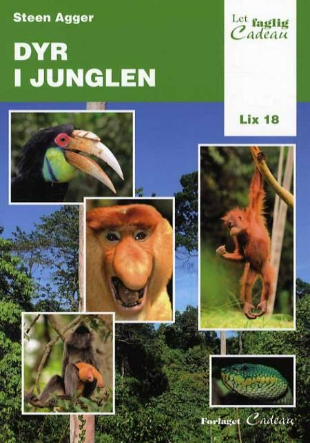 Dyr i junglen af Steen Agger