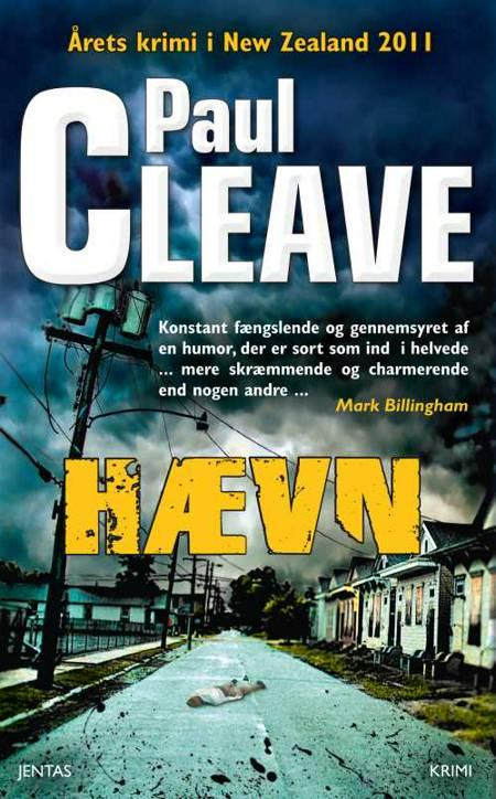 Hævn af Paul Cleave