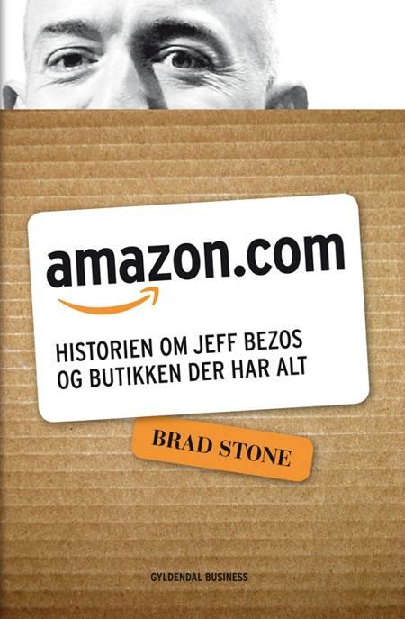 Amazon.com af Brad Stone