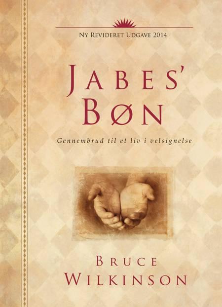 Jabes' bøn af Bruce Wilkinson