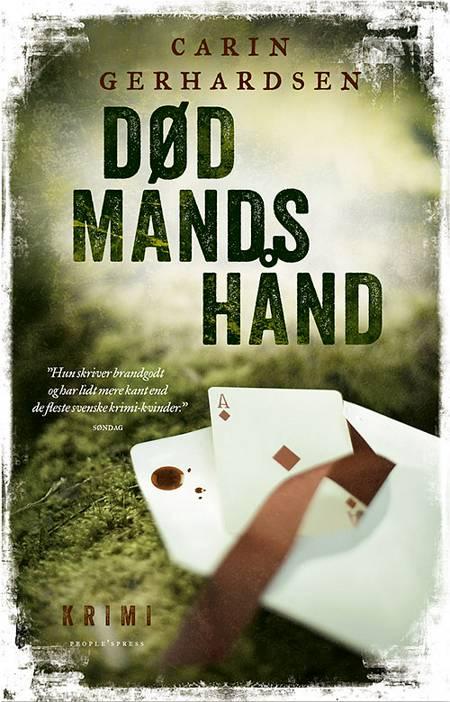 Død mands hånd af Carin Gerhardsen