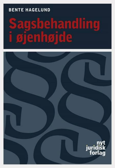 Sagsbehandling i øjenhøjde af Bente Hagelund