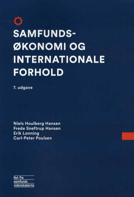 Samfundsøkonomi og internationale forhold af Niels Houlberg Hansen, Carl-Peter Poulsen og Hans Wolff-Petersen m.fl.