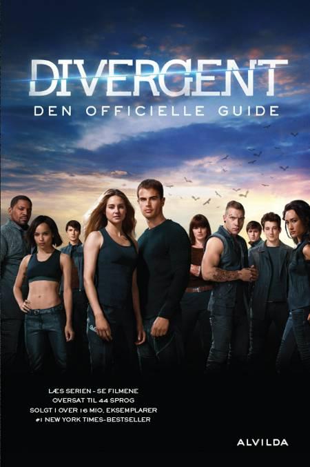 Divergent - den officielle guide af Cecilia Bernard