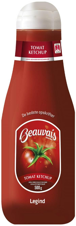 Ketchup af Jean Francois Mallet