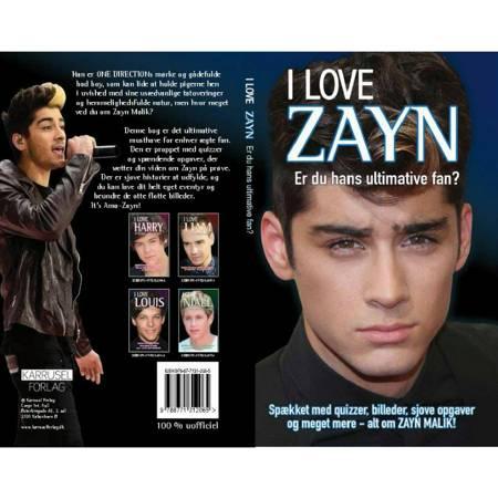 I love Zayn - er du hans ultimative fan? af Lauren Taylor