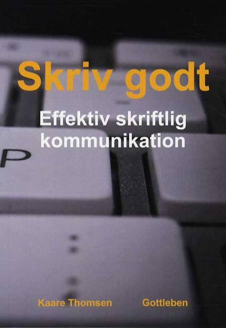 Skriv godt af Kaare Thomsen