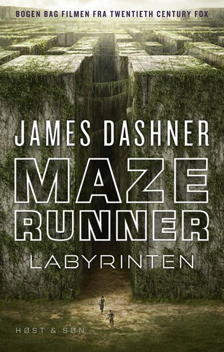 Labyrinten af James Dashner