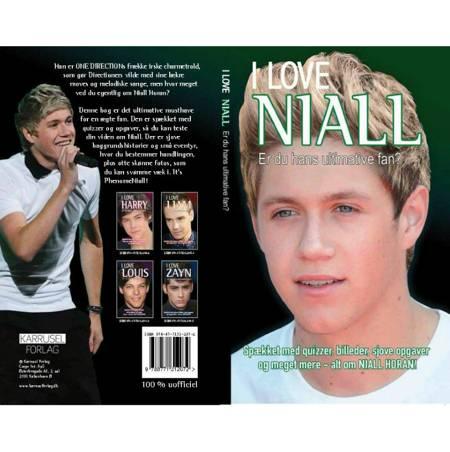 I love Niall - er du hans ultimative fan? af Jen Wainwright
