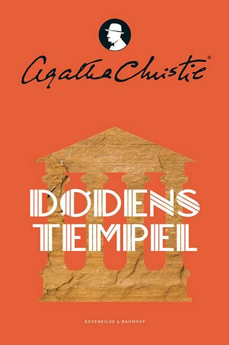 Dødens tempel af Agatha Christie