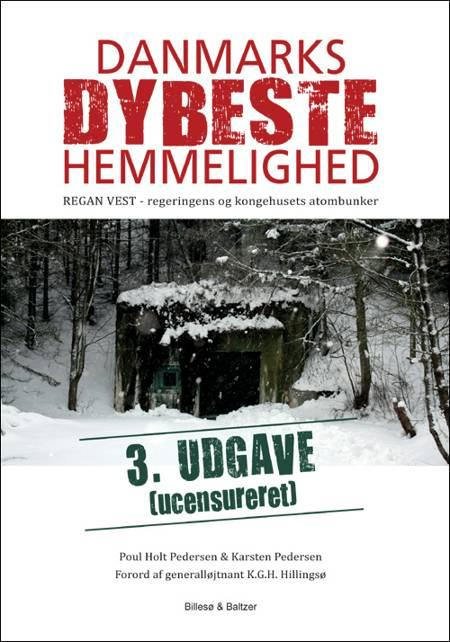 Danmarks dybeste hemmelighed af Karsten Pedersen og Poul Holt Pedersen