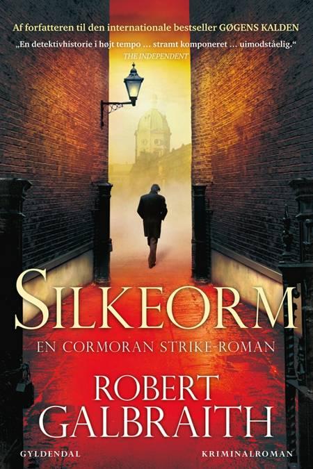 Silkeorm af Robert Galbraith