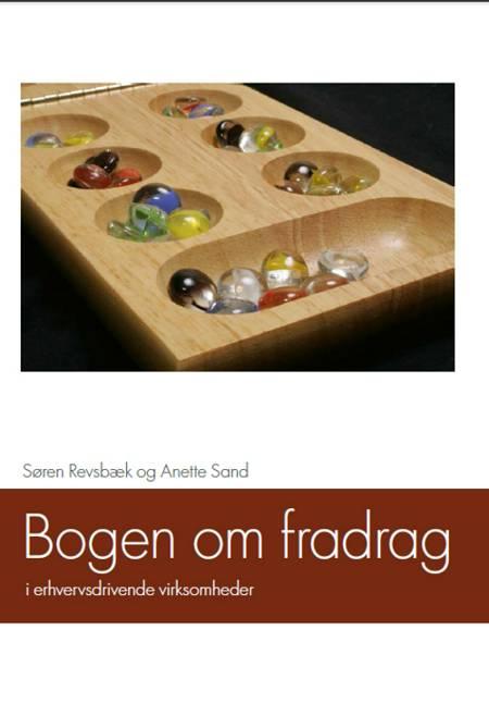 Bogen om fradrag af Anette Sand og Søren Revsbæk