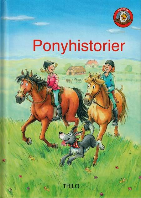 Ponyhistorier af Thilo