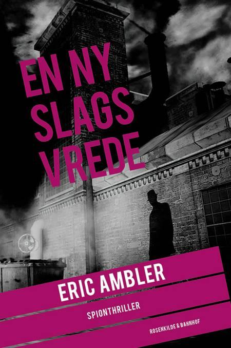 En ny slags vrede af Eric Ambler