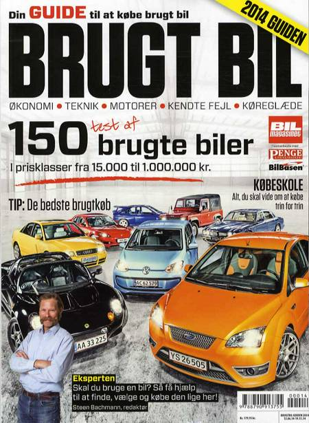 Brugtbil guiden af Steen Bachmann