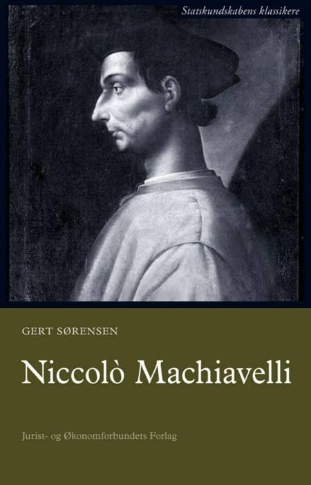 Niccolò Machiavelli af Gert Sørensen