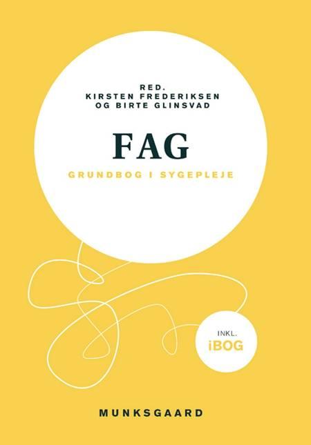 Fag af Birte Glinsvad, Preben Ulrich Pedersen, Elisabeth O.C. Hall og Charlotte Delmar m.fl.