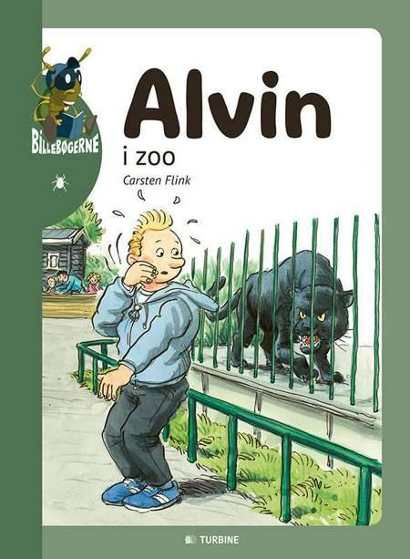 Alvin i zoo af Carsten Flink