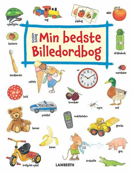 Dansk Billedordbog Tilbudsavisen Lambada
