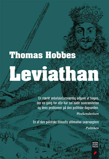 Leviathan eller Materie, form & magt i et almenvel civilt og kirkeligt af Thomas Hobbes
