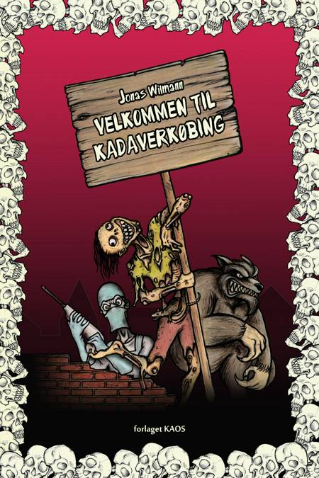 Velkommen til Kadaverkøbing af Jonas Wilmann