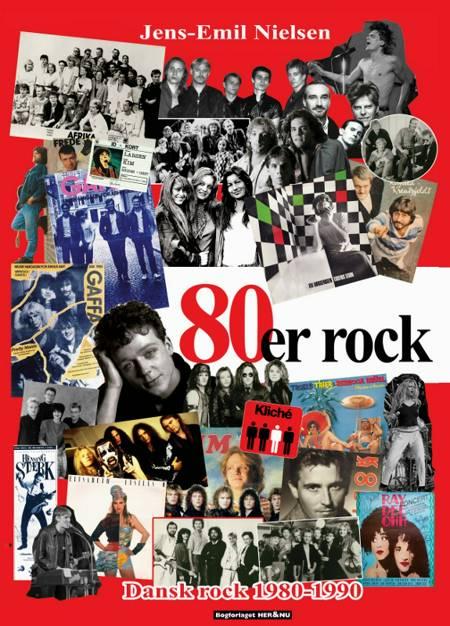80'er rock af Jens-Emil Nielsen