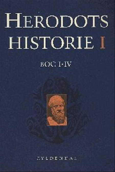 Herodots historie Bog I-IV af Herodot