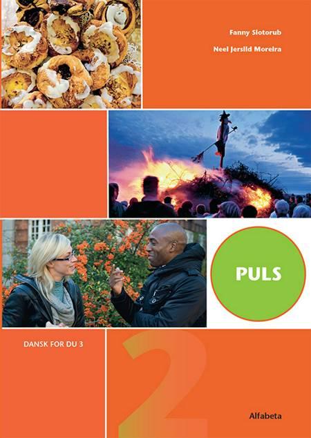 Puls 2 af Neel Jersild Moreira og Fanny Slotorub