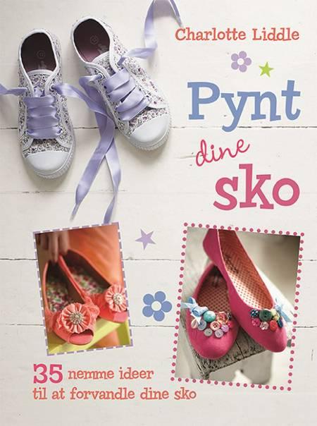 Pynt dine sko af Charlotte Liddle