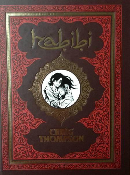 Habibi af Craig Thompson