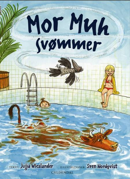 Mor Muh svømmer af Jujja Wieslander