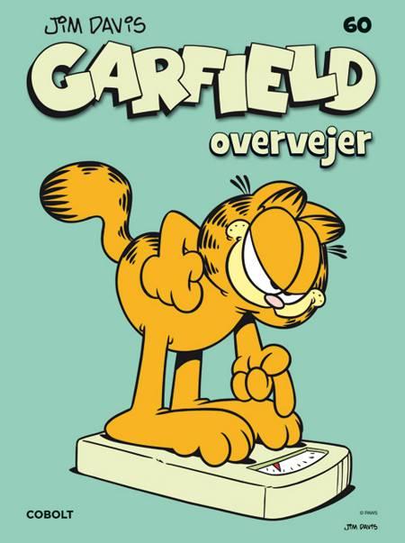 Garfield overvejer af Jim Davis