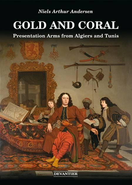 Gold and coral af Niels Arthur Andersen
