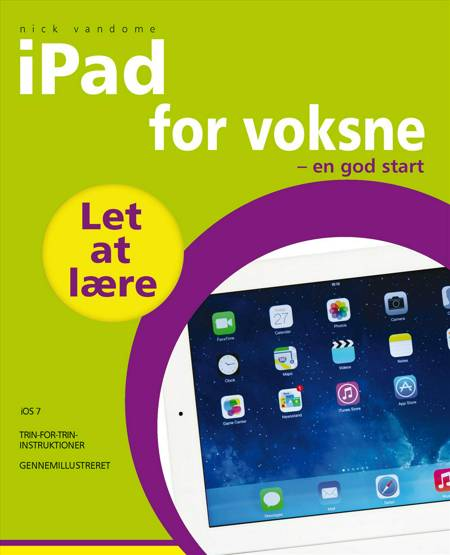 iPad for voksne af Nick Vandome