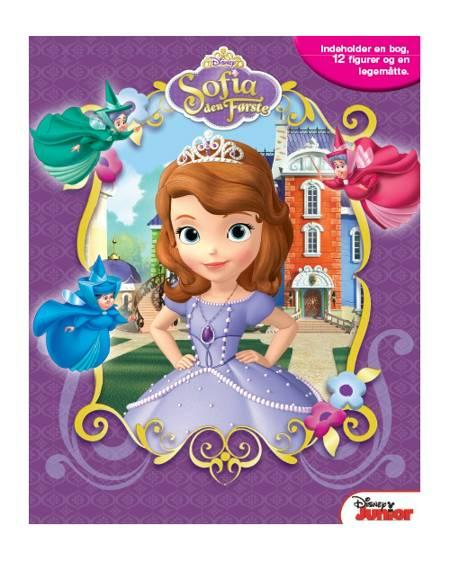 Disney Busy Book - Sofia