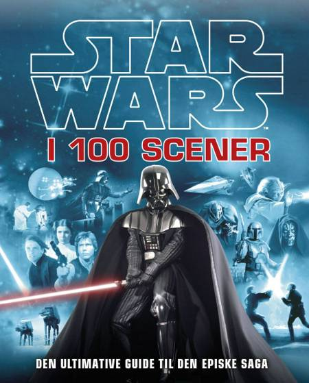 Star wars i 100 scener af Jason Fry