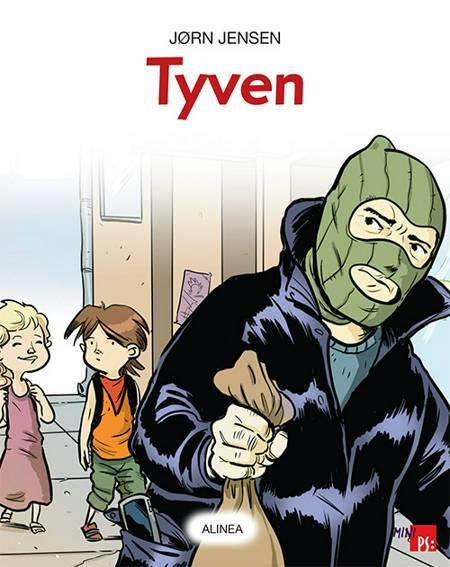 Tyven af Jørn Jensen
