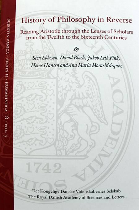 History of philosophy in reverse af Sten Ebbesen