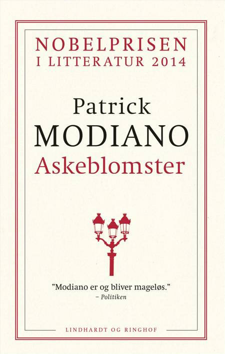 Askeblomster af Patrick Modiano