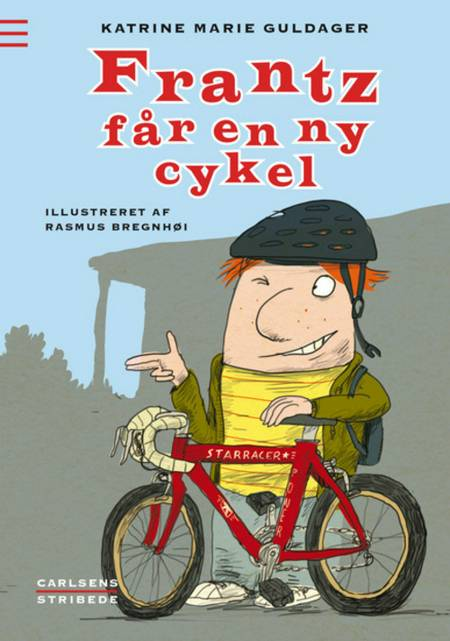 Frantz får en ny cykel af Katrine Marie Guldager