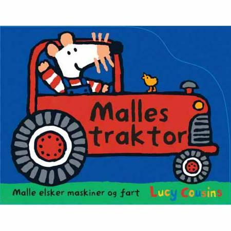 Malles traktor af Lucy Cousins