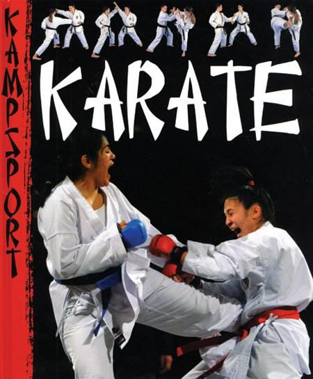 Karate af Harry Cook