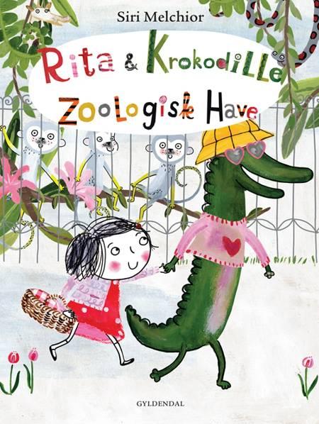 Rita & Krokodille - Zoologisk Have af Siri Melchior