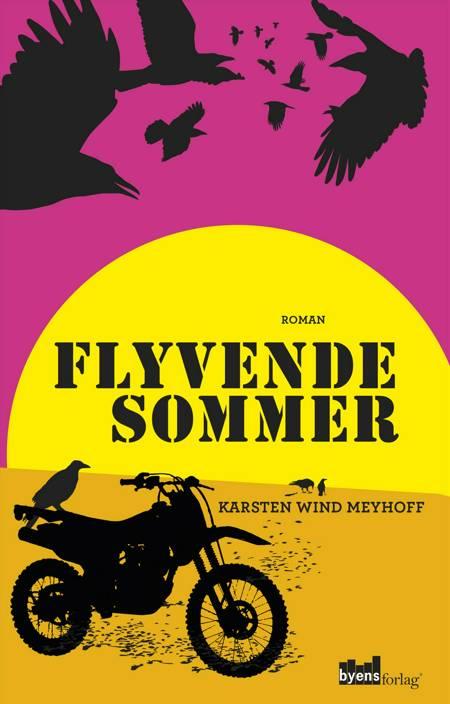 Flyvende sommer af Karsten Wind Meyhoff